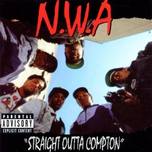 Straight Outta Compton by N.W.A. 【並行輸入品】