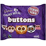 Cadbury Chocolate Buttons Treatsize Bag
