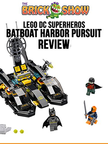 LEGO Batman DC Comics