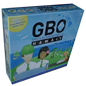 GBO Hawai'i, the Sustainability Board Game