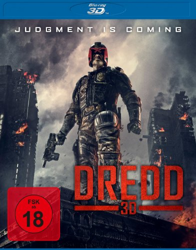 Dredd (inkl. 2D-Version) [3D Blu-ray]