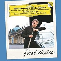Fl�tenkonzerte aus Sanssouci [+digital booklet]