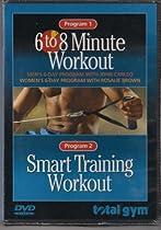 6 to 8 Minute Workout: Program 1 & Smart Training Workout: Program 2