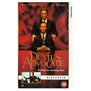 The Devil's Advocate [VHS]
