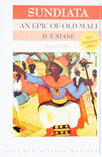 essay on sundiata In the epic of sundiata (also spelled son-jara or sundjata): nare maghann konate (also called maghan kon fatta or maghan the handsome) was a mandinka king who one day.