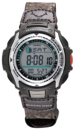 Cheap Casio Men S Pas410b 5v Pathfinder Moon Phase Hunting
