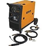 Klutch MIG 250S Wire-Feed Welder - 250 Amp, 230 Volt