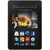 Kindle Fire HDX 7, 17 cm (7 Zoll), HDX-Display, WLAN + 4G LTE, 16 GB (Vorgängermodell - 3. Generation)