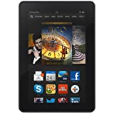 Kindle Fire HDX 7, 17 cm (7 Zoll), HDX-Display, WLAN, 16 GB - Mit Spezialangeboten