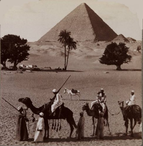 James Henry Breasted - Egypt through the Stereoscope - A Journey through the Land of the Pharaohs - For Kindle 1 (English Edition)