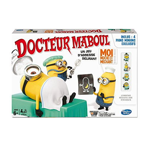 hasbro-a25764470-jeu-daction-et-de-reflexe-dr-maboul-moi-moche-et-mechant