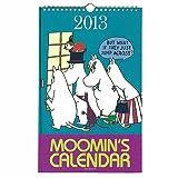 2013年 ムーミン 原画カレンダー(のぞき見)