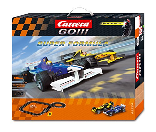 Mac Due Carrera 622241 - Pista elettrica Super Formula