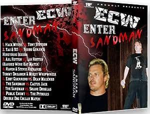 ECW: Enter Sandman DVD-r