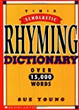 Scholastic Rhyming Dictionary (pb) (0590963937) by Sue Young