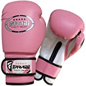 Kids Boxing Gloves Junior Boxing Gloves Junior MMA Muay Thai Kickboxing And Punching Bag Mitts 6Oz