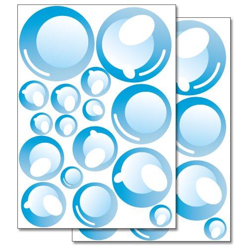 Wandkings-WS-50014-Seifenblasen-Wandsticker-Set-32-Aufkleber-2-DIN-A4-Bgen-Gesamtflche-60-x-20-cm