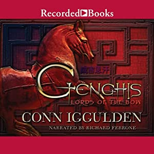 Genghis Lords of The Bow Audiobook