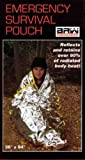 Emergency Mylar Survival Sleeping Bags - Pack of 4 Bags. SSB-4
