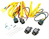 51zOPHHWbYL. SL160  Putco 239008HW Premium Automotive Lighting Wiring H13 9008 100W Heavy Duty Harness and Relay