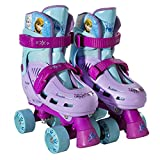 Disney Frozen Quad Adjustable Roller Skates Ages 4 and up Size 1-4