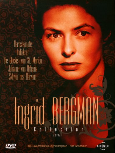 Ingrid Bergman Collection (5 DVDs): Alle Infos bei Amazon