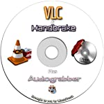 VLC Media Player – Plays Dvds, Cds, Mp3s, Almost All Media Files. Includes Handbrake DVD Ripping Software.