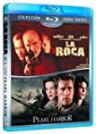Duopack la roca + Pearl Harbor [Blu-ray]