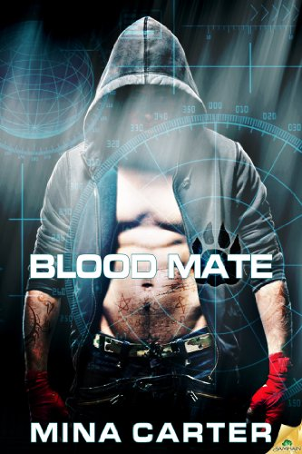 Blood Mate (The Project Rebellion) by Mina Carter