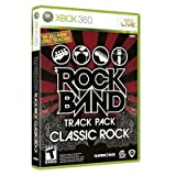 Rock Band Track Pack: Classic Rock - Xbox 360 ~ MTV Games