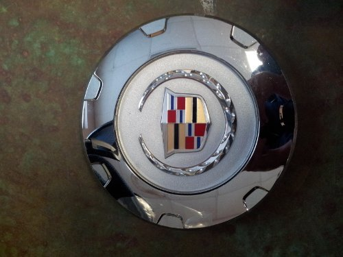 22 Inch 2010-2014 Cadillac Escalade Factory Original Oem Chrome Center Cap Wheel Rim Cover Hubcap 9597355 9598295 9598677 9597683 by General Motors (22 Inch Rims For A Cadillac compare prices)