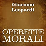 Operette morali   Giacomo Leopardi