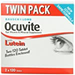 Bausch and Lomb Ocuvite Vitamin and M...