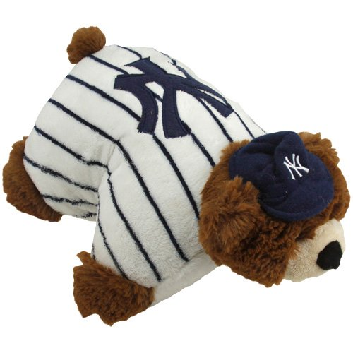 MLB New York Yankees Mini Mascot Pillow Pet at Amazon.com