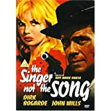 The Singer Not The Songby John Mills