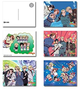 Amazon.com: Hetalia Postcard Set: Toys & Games