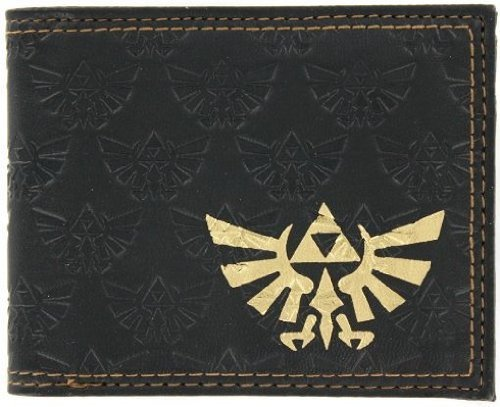 Legend of Zelda Embossed Bi-fold Wallet