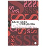 Study Skills for Criminology (SAGE Study Skills Series)by John Harrison