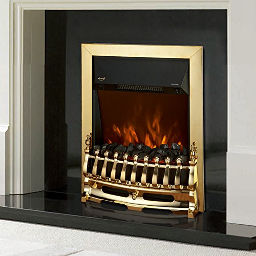 Cheminee Foyer Electrique Murale Decorative Chauffage Flamme Led