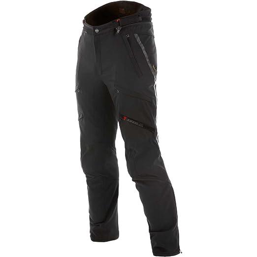 Dainese 1674552_001_54 Sherman Pro D-Dry Pant, Noir, 54 cm