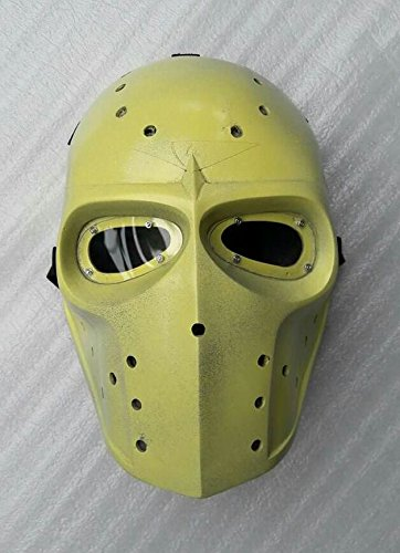 Outdoor Master Jason N002 Army of Two Mask Airsoft/bb Gun/cs Full Face Protect Mask (2)