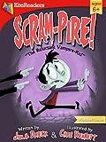 Scram-Pire: The Reluctant Kid-Vampire (KiteReaders Monster Series)