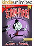 Scram-Pire: The Reluctant Kid-Vampire (KiteReaders Monster Series)