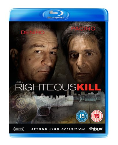 Righteous Kill / Право на убийство (2008)