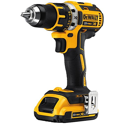 DEWALT-DCD790D2-20V-MAX-XR-Lithium-Ion-Brushless-Compact-DrillDriver-Kit