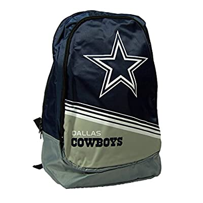 NFL Dallas Cowboys 2015 Stripe Core Backpack, Blue
