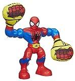 Super Hero Adventure Playskool Hero Marvel Sling Action Spiderman Figure