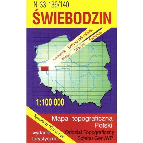 Swiebodzin Region Map