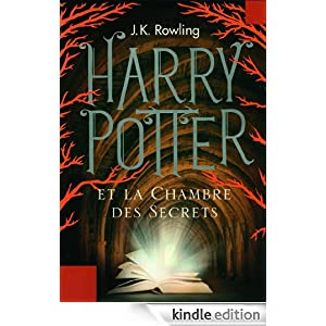 Harry potter et la chambre des secrets tome 2 french - Harry potter la chambre des secrets ...