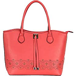 Lavie Tabitha LG Shopper Women's Handbag (Red)